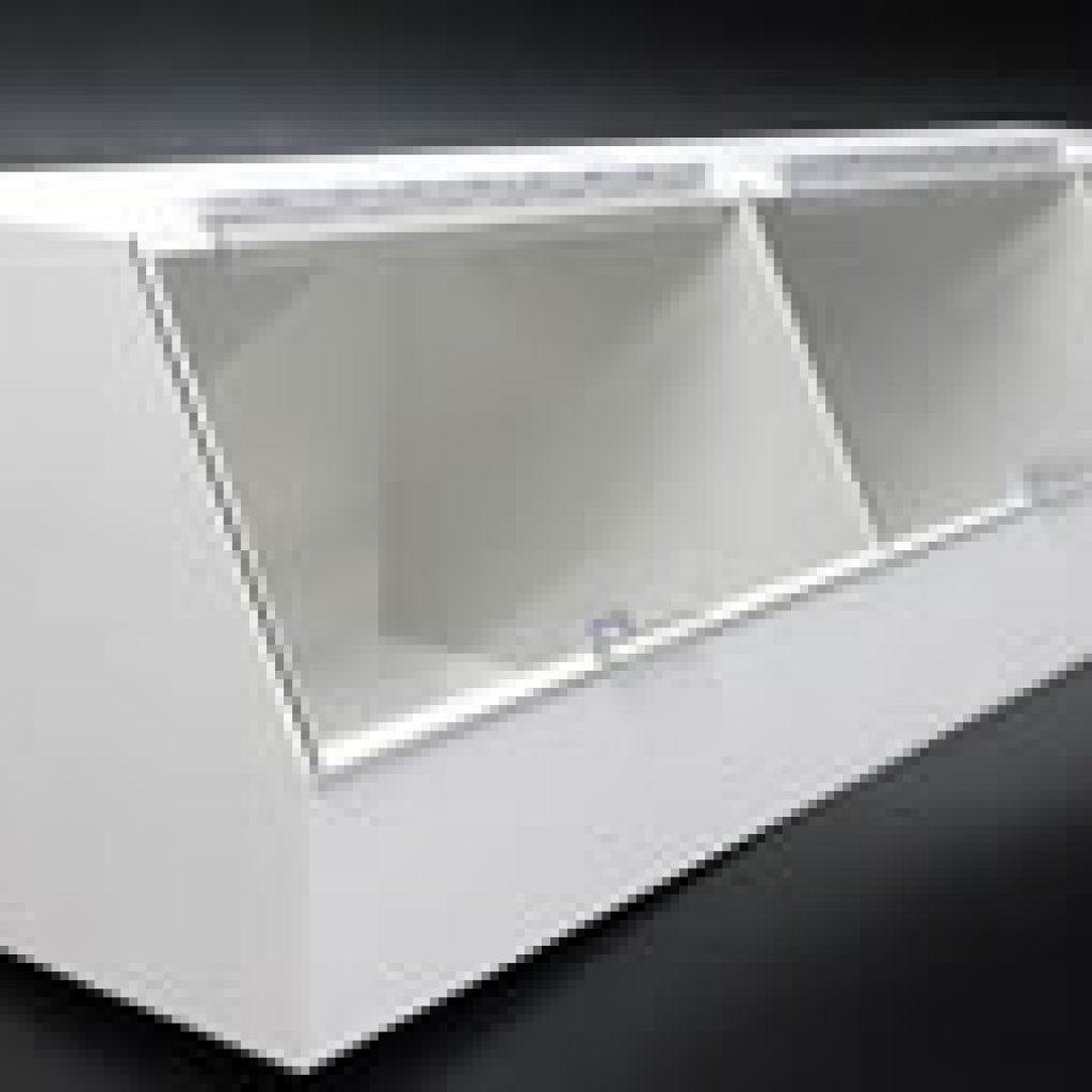 Plastic Storage Bin
