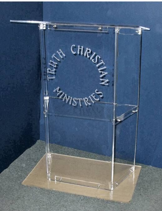 Truth Christian Podium