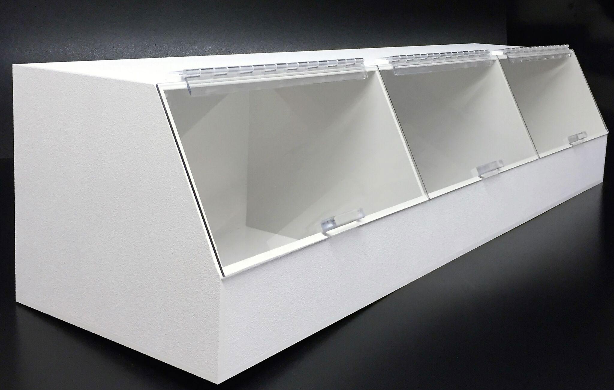 storage bin White