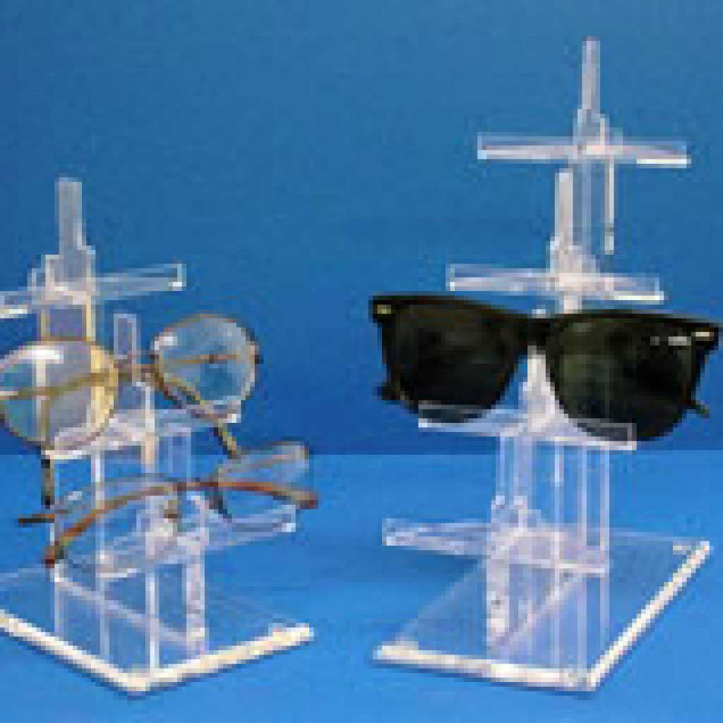Plastic Eyewear Display