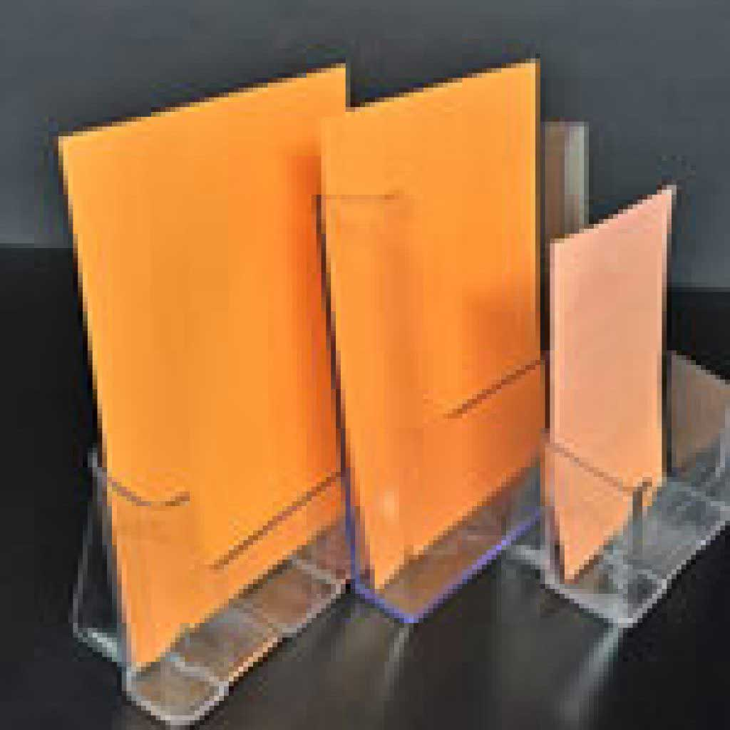 Plastic Brochure Holders