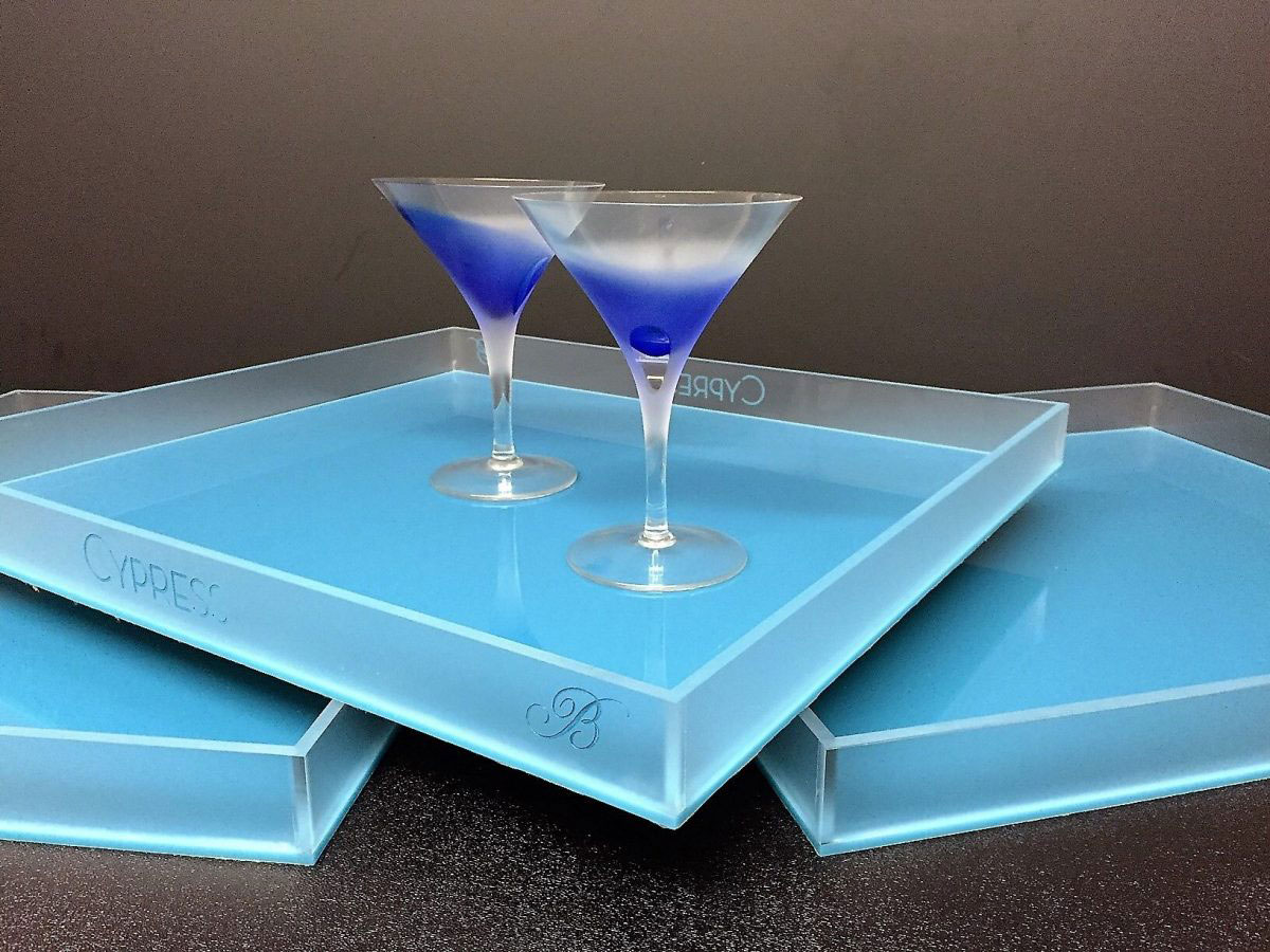 Martini Tray Preview